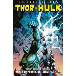 THOR VS HULK: CAMPEONES DEL UNIVERSO
