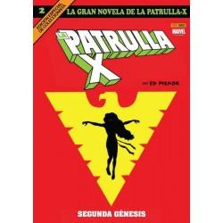 LA GRAN NOVELA DE LA PATRULLA-X 02. SEGUNDA GENESIS