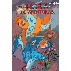 HORA DE AVENTURAS 13