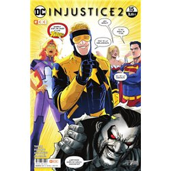 INJUSTICE: GODS AMONG US NÚM. 73/ 15