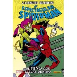 EL ESPECTACULAR SPIDERMAN: EL NIÑO QUE LLEVAS DENTRO