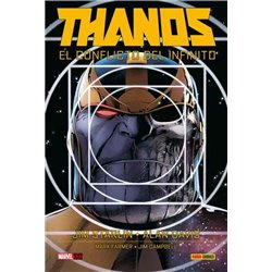 THANOS: EL CONFLICTO DEL INFINITO (MARVEL GRAPHIC NOVELS)