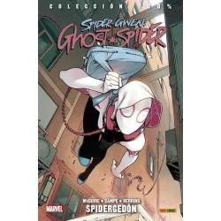 SPIDER-GWEN: GHOST SPIDER 01. SPIDERGEDON