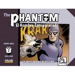 THE PHANTOM. EL HOMBRE ENMASCARADO (1965-1969) LAS ARENAS DORADAS DE KEELA-WEE
