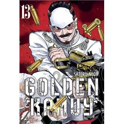 GOLDEN KAMUY, VOL. 13