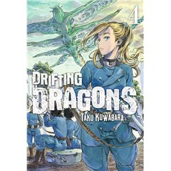 DRIFTING DRAGONS, VOL. 4