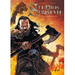 EL DIOS SERPIENTE 01. LAS LAGRIMAS DE ODIN