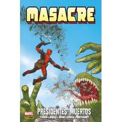 MASACRE DE GERRY DUGGAN 01: PRESIDENTES MUERTOS (MARVEL OMNIBUS)