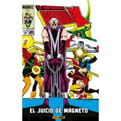 LA IMPOSIBLE PATRULLA-X 06. ¡EL JUICIO DE MAGNETO! (MARVEL GOLD)