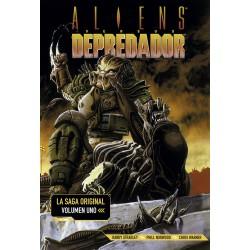 ALIENS VERSUS DEPREDADOR: LA SAGA ORIGINAL 1