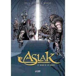 ASLAK 03. EL HOGAR DE LOS HEROES