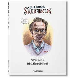 Robert Crumb. Sketchbook, Vol. 4: 1982–1989