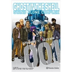 Ghost in the Shell Stand Alone Complex nº 01/05
