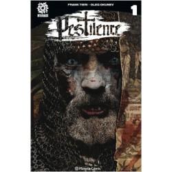 Pestilence nº 01: Una historia sobre la muerte