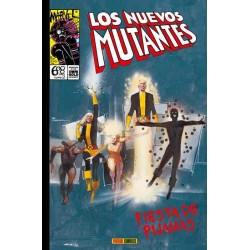 LOS NUEVOS MUTANTES 2. JOVENES EXTRAÑOS: FIESTA DE PIJAMAS (MARVEL GOLD)