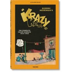 "George Herriman's ""Krazy Kat"". The Complete Color Sundays 1935–1944"