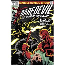 MARVEL FACSIMIL 08. DAREDEVIL 168