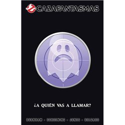CAZAFANTASMAS 04. ¿A QUIEN VAS A LLAMAR?