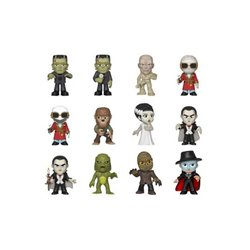 Universal Monsters Mystery Minifiguras 5 cm