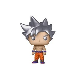 Dragon Ball Super POP! Animation Vinyl Figura Goku (Ultra Instinct) 9 cm