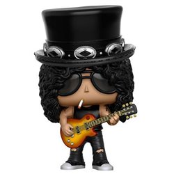 Guns N´ Roses POP! Rocks Vinyl Figura Slash 9 cm