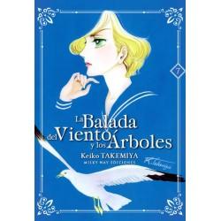 LA BALADA DEL VIENTO Y LOS ÁRBOLES, VOL. 7