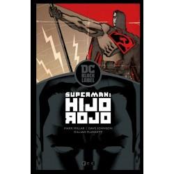 SUPERMAN: HIJO ROJO – EDICIÓN DC BLACK LABEL