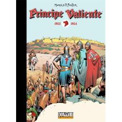 PRINCIPE VALIENTE 1953 - 1954