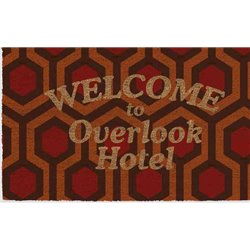 FELPUDO WELCOME OVERLOOK HOTEL EL RESPLANDOR