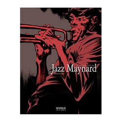 JAZZ MAYNARD 07:LIVE IN BARCELONA (COMIC)