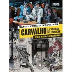 CARVALHO 2. LA SOLEDAD DEL MANAGER