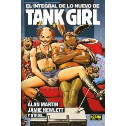 EL INTEGRAL DE LO NUEVO DE TANK GIRL