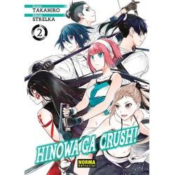 HINOWA GA CRUSH! 2