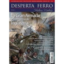 Desperta Ferro Historia Moderna nº 42 La Gran Armada y la empresa de Inglaterra 1588