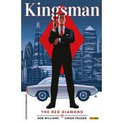 KINGSMAN. THE RED DIAMOND