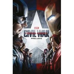 MARVEL CINEMATIC COLLECTION 07. CAPITAN AMERICA: CIVIL WAR - PRELUDIO
