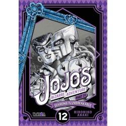 JOJO'S BIZARRE ADVENTURE PARTE 4: DIAMOND IS UNBREAKABLE 12