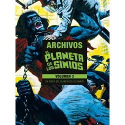 EL PLANETA DE LOS SIMIOS. ARCHIVOS 03 (LIMITED EDITION)