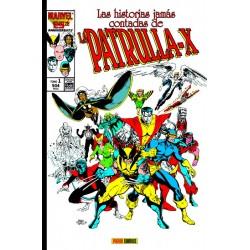 LAS HISTORIAS JAMAS CONTADAS DE LA PATRULLA-X 01 (MARVEL GOLD)