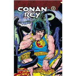 Conan Rey (Integral) nº 02/04