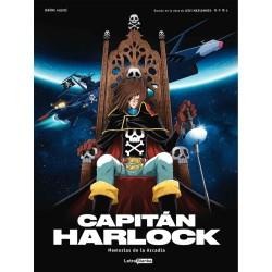 CAPITAN HARLOCK: MEMORIAS DE LA ARCADIA 01 DE 03