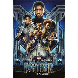 MARVEL CINEMATIC COLLECTION 09. BLACK PANTHER - PRELUDIO
