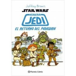 Star Wars Academia Jedi nº 02/03