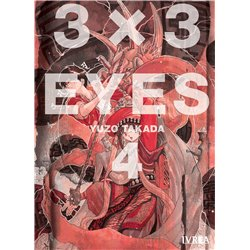 3 X 3 EYES 04