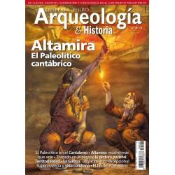 Arqueología e Historia nº 28 Altamira. El Paleolítico cantábrico