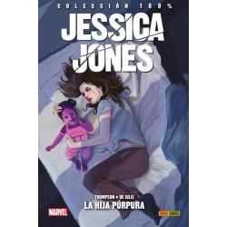 JESSICA JONES 05: LA HIJA PURPURA