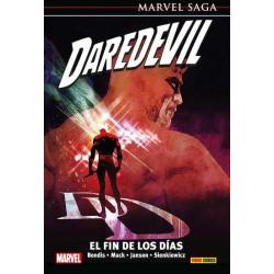 DAREDEVIL 25. EL FIN DE LOS DIAS (MARVEL SAGA 94)