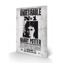 Tabla Harry Potter Undesirable nº1