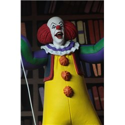 TOONY TERRORS PENNYWISE FIGURA 15 CM SCALE ACTION FIGURE IT 1990