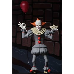 TOONY TERRORS PENNYWISE FIGURA 15 CM SCALE ACTION FIGURE IT 2017